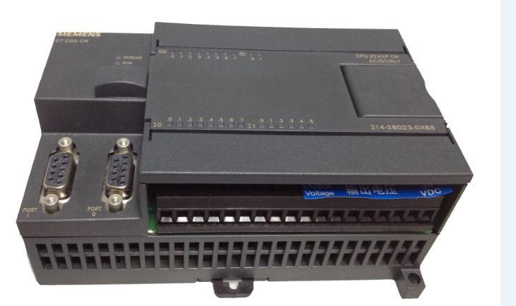 西门子plc-cpu224 晶体管